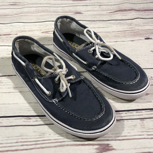 Sperry Halyard Kids Boat Shoe